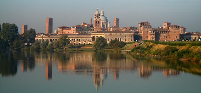 Mantova, un Week End nella città, promossa Capitale della Cultura 2016