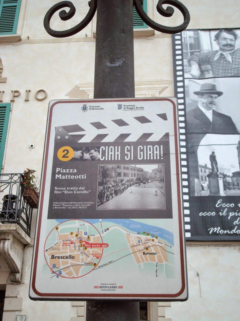 Andiamo a trovare Peppone e Don Camillo? Brescello