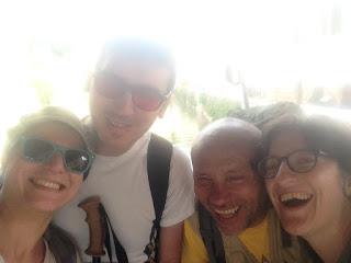 Sulla Via Francigena con Samantha, per un'esperienza indimenticabile
