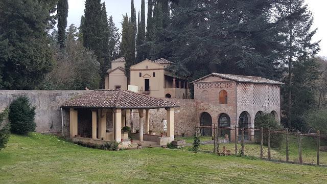Il Sacro Monte di San Vivaldo in Toscana