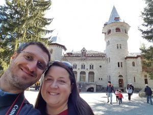 Valle d'Aosta, tra castelli e cime innevate