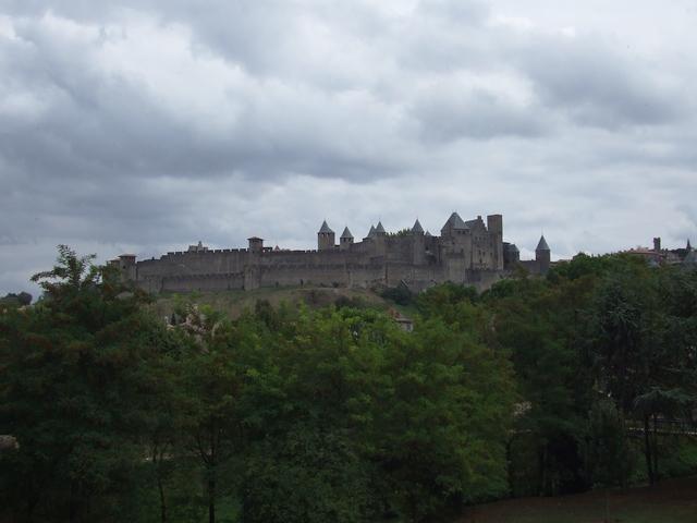 Carcassonne, un tuffo nel passato