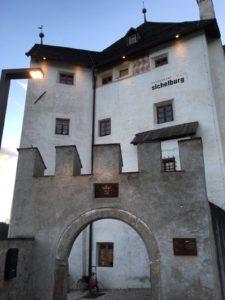 Brunico cena castello